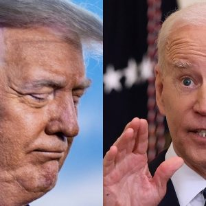 Biden Throws A Jab At Trump's 'Infrastructure Week,' Says 'We Need To Get This Done'