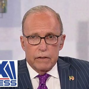 Larry Kudlow: This was a major accomplishment of the Trump administration