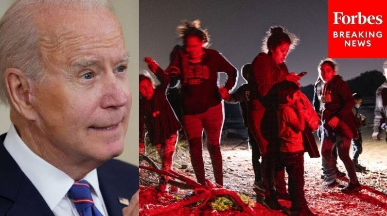 'Worsening Every Day': GOP Lawmaker Slams Biden For Continued 'Border Crisis'