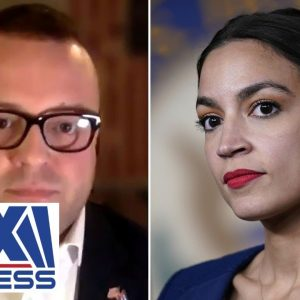 Once-homeless ex-bartender challenging AOC for House seat talks policy differences