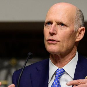 Rick Scott Believes IRS Expansion Would Be 'Disastrous' As Biden Seeks To Recover Unpaid Taxes