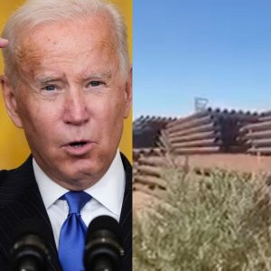 'This Is Biden's Waste Pile': Andy Biggs Reveals Unused Border Wall Materials