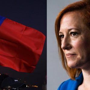 Psaki Says US Will Continue Supporting Taiwan Amidst Increasing Chinese Threats