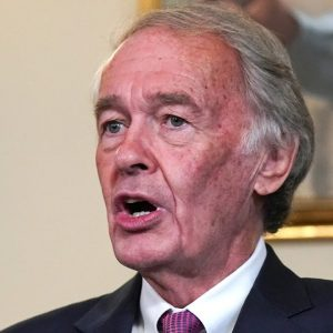 Ed Markey Praises House Progressives For 'Holding The Line' To Get Reconciliation Bill Passed
