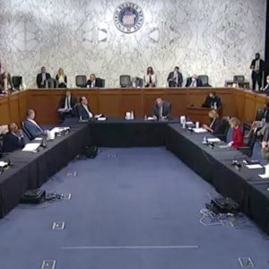 Senate Health Committee Holds Hearing On Nominations
