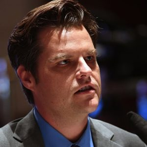 'I Think Someone May Be Trying To Kill Me': Matt Gaetz Reveals Threat He Received
