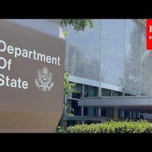 State Department Holds Press Briefing As Sudan Experiences Likely Coup