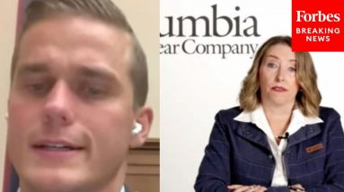 'Your Tactics Are Disgusting': Madison Cawthorn Attacks Columbia Sportswear Exec During Hearing
