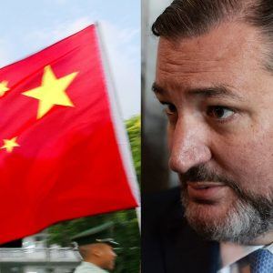 Ted Cruz Raises Serious Concerns That China Could Invade Taiwan
