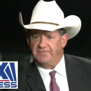 Texas sheriff: A secure border is fundamental for a country