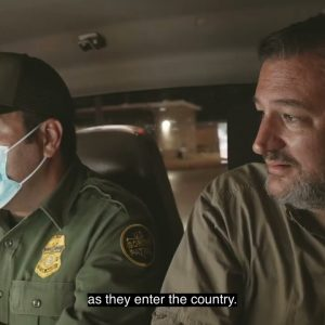 'The Work Is So Important': Ted Cruz Thanks Border Patrol During Visit