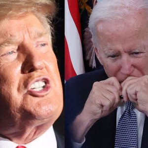 'Has Brought Our Nation To The Brink Of Ruin': Trump Tears Into Biden At Rally In Iowa