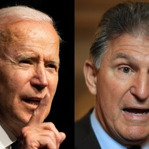 White House Responds To Report Manchin Would Consider Leaving Democratic Party