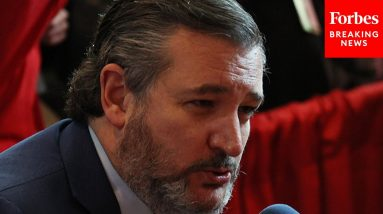 'I Want You To Pause And Think About That': Ted Cruz Warns Of National Debt