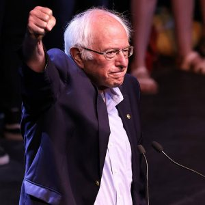 Bernie Sanders: 'We Can Win This Thing, Transform America And Restore Faith In Democracy'