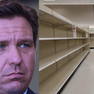 DeSantis On Supply Chain: 'We Have To Make Sure People People Can Go Christmas Shopping As Normal'