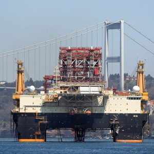 Witness Says Offshore Oil Rigs Provide Habitats For Fish